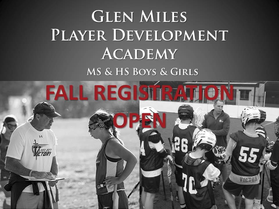 G Miles Academy reg open