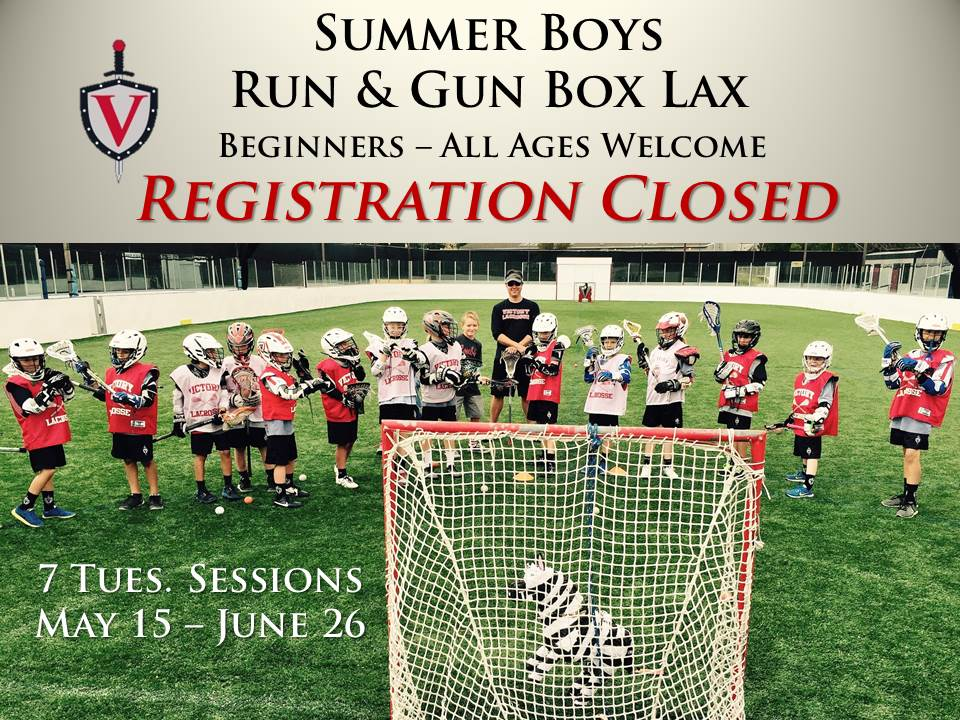 Summer Run_Gun Box Lax registration closed