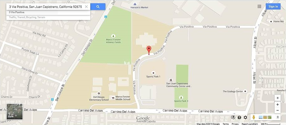 Google Map VAC address (2)