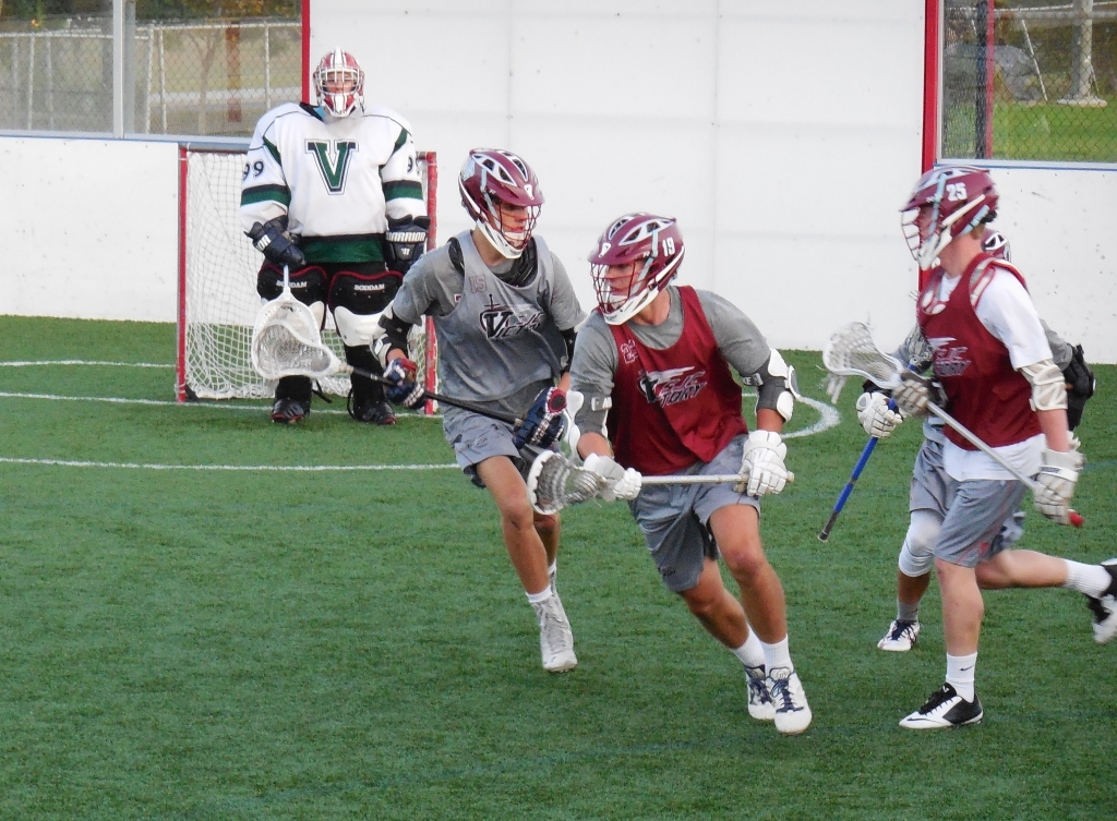 Victory Box Lacrosse at the Victory Athlete Center