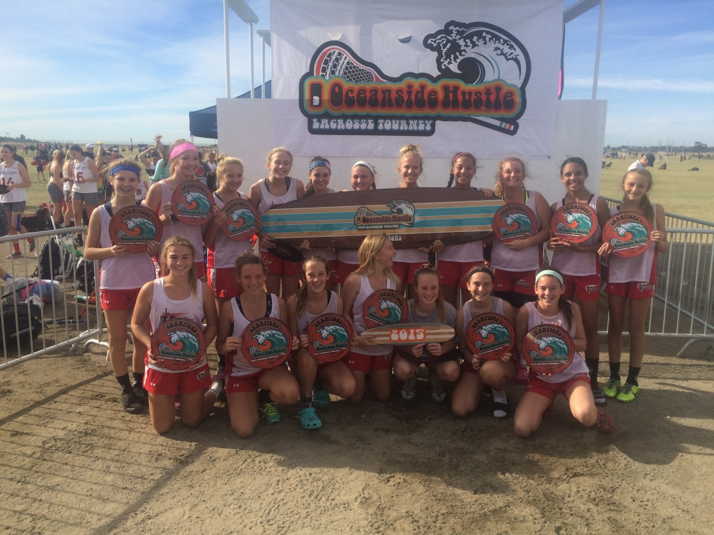 U15 2015 Oceanside Champs 2